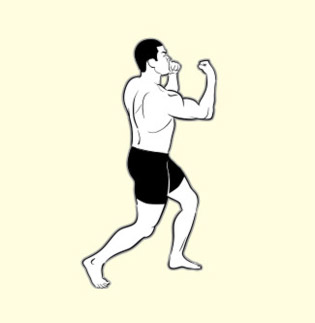 """jab cross hook uppercut combination """"the choreography combinations force you to stay connected throughout the undefeated kickboxing moves: jab, cross, hook, uppercut."""